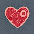 Meat Heart by John Schwegel