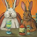 Meet The Jackalopes by Leah Saulnier The Painting Maniac