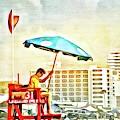 Memories From Daytona Beach by Alice Gipson