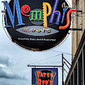 Memphis Music And Tater Red's by Susan Rissi Tregoning
