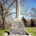 Meriwether Lewis Memorial by Susan Rissi Tregoning