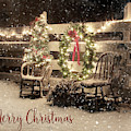 Merry Christmas To All by Lori Deiter