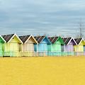 Mersea Island Beach Huts, Image 1 by Jonny Essex
