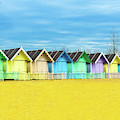 Mersea Island Beach Huts, Image 2 by Jonny Essex