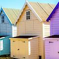 Mersea Island Beach Huts, Image 6 by Jonny Essex