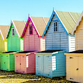 Mersea Island Beach Huts, Image 7 by Jonny Essex