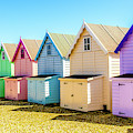 Mersea Island Beach Huts, Image 9 by Jonny Essex