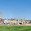Merton College Oxford Panoramic by Tim Gainey