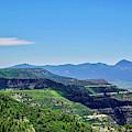Mesa Verde Peaks by Susan Rydberg