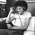 Michael Jackson, The Lead Singer Of by New York Daily News Archive