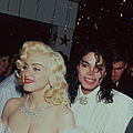 Michael Jacksonmadonna by Time Life Pictures