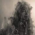 Michael Joseph Jackson, King Of Pop by Max Huber