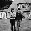 Mick & Keith In The Country by Express Newspapers