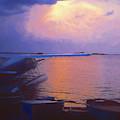 Light And Storm by Darrel Giesbrecht