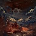 Midnight Mountains       Ap11 by Cheryl Nancy Ann Gordon