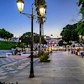 Mijas Main Square II by Borja Robles