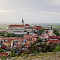 Mikulov In Moravia by Les Palenik