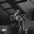 Miles Davis At Newport by David Redfern