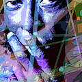 Miles Davis Cool by David Lloyd Glover