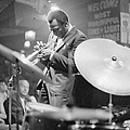 Miles Davis Performing In Nightclub by Bettmann