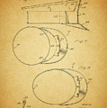 Military Hat Patent by Dan Sproul