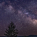 Milky Way At Alta by Jack Peterson