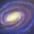 Milky Way Galaxy by Jean Ehler