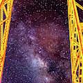 Milky Way In Carpenteria by Jack Peterson