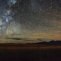 Milky Way Over Arizona Desert by Chance Kafka