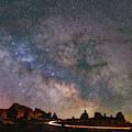 Milky Way Ride by Darren White