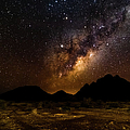 Milkyway Over Spitzkoppe 2, Namibia by Lyl Dil Creations