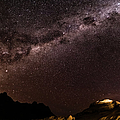 Milkyway Over Spitzkoppe, Namibia by Lyl Dil Creations