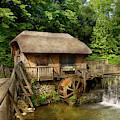 Mill - Dard Hunter Mill by Mike Savad