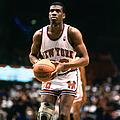 Milwaukee Bucks V New York Knicks by Nathaniel S. Butler