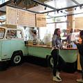 Milwaukee Public Market In The Third Ward by Roberta Byram
