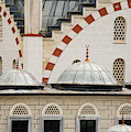 Mimar Sinan Camii by Bob Phillips