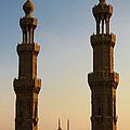 Minarets by Matteo Allegro
