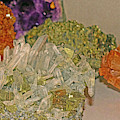Mineral Medley 7 by Lynda Lehmann