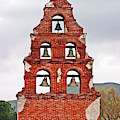Mission Bell Tower by Anthony Jones