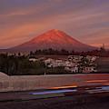 Misti Volcano In Arequipa, Peru, South America by Sam Antonio Photography