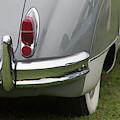 Mk Ix Jaguar Classic by Susan Candelario