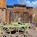 Mojave Desert Calico Ghost Town by Kyle Hanson