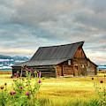 Molton Barn by Paul Quinn