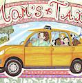 Mom's Taxi by Stephanie Hessler