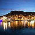 Monaco At Twilight by Artur Bogacki