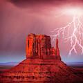 Monsoon Storm by Scott Kemper