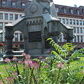 Monument Square by Brittany Galipeau