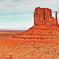 Monument Valley Panorama by Andy Crawford