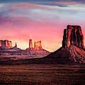 Monument Valley Sunrise by Scott Kemper