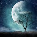 Moon Blues by Dirk Wuestenhagen